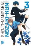 Shojo-Mangaka Nozaki-Kun Band 3