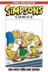 Simpsons Comic-Kollektion 16: Ein Fest für die Sinne