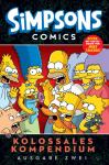 Simpsons - Kolossales Kompendium Band 2