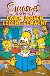 Simpsons Sonderband 19: Läsen lernen leicht gemacht
