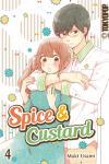 Spice & Custard Band 4