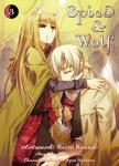 Spice & Wolf Band 3