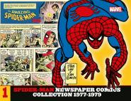 Spider-Man Newspaper Comic Collection Band 1