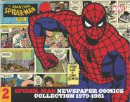 Spider-Man Newspaper Comic Collection Band 2
