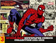 Spider-Man Newspaper Comic Collection Band 3