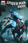 Spider-Man 2099 (2016) 5: Showdown in der Zukunft