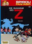 Spirou und Fantasio 35: Rückkehr des Z