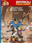 Spirou und Fantasio 37: Abenteuer in New York