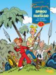 Spirou und Fantasio (Gesamtausgabe) 1: Die Anfänge eines Zeichners