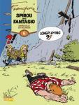Spirou und Fantasio (Gesamtausgabe) 6: Gefährliche Erfindungen