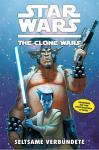 Star Wars - The Clone Wars 11: Seltsame Verbündete