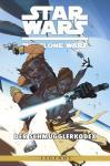 Star Wars - The Clone Wars 16: Der Schmugglerkodex