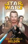 Star Wars (Paperback) Age of Republic - Helden