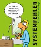 Systemfehler - Cartoons zur Weltlage
