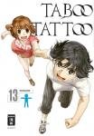 Taboo Tattoo Band 13
