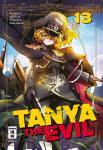 Tanya the Evil Band 13
