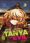Tanya the Evil Band 3