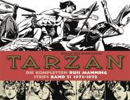 Tarzan: Die kompletten Russ Manning Strips 5: 1971 - 1972