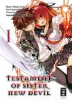 Testament of Sister New Devil