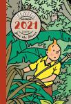 Tintin (Tim und Struppi) Miniagenda 2021