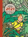Tintin (Tim und Struppi) Agenda 2021