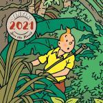 Tintin (Tim und Struppi) Kalender 2021