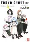 Tokyo Ghoul:re (Light Novel): Suche