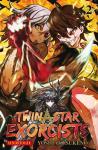 Twin Star Exorcists - Onmyoji Band 2