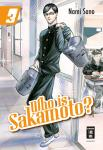 Who is Sakamoto? Band 3