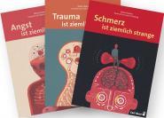 Angst / Trauma / Schmerz ist ziemlich strange (3 Bände im Paket)