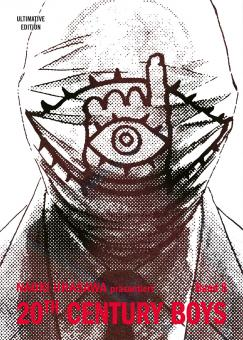 20th Century Boys - Ultimative Edition Band 8