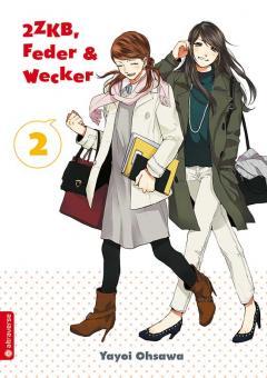 2ZKB, Feder & Wecker Band 2