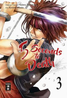 5 Seconds to Death Band 3