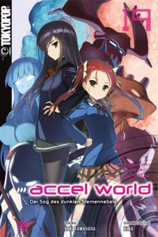 Accel World (Novel) 19: Der Sog des dunklen Sternennebels