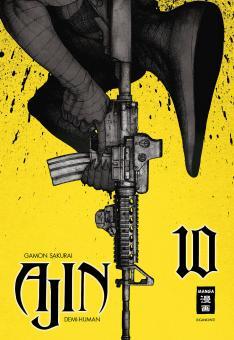 AJIN - Demi-Human Band 10