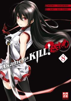 Akame ga KILL! ZERO Band 8