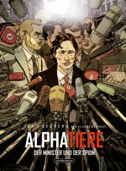 Alphatiere – Der Minister und der Spion