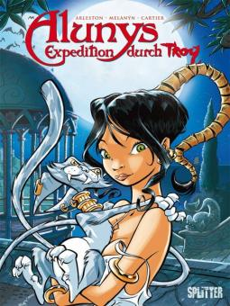 Alunys - Expedition durch Troy