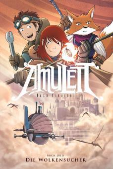 Amulett Buch drei: Die Wolkensucher