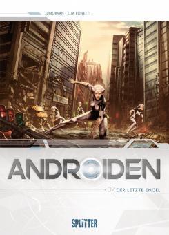Androiden 7: Der letzte Engel