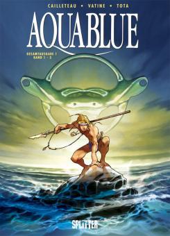 Aquablue Gesamtausgabe 1: Band 1-5