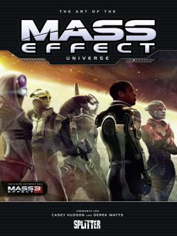 Art of Mass Effect Universe