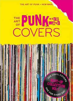 Art of Punk + New Wave Covers