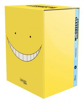 Assassination Classroom Band 8  (im Sammelschuber)