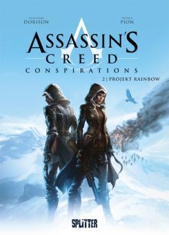 Assassin's Creed Conspirations 2: Projekt Rainbow