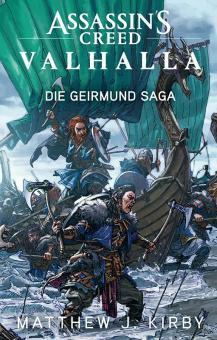 Assassin's Creed (Roman) Valhalla - Die Geirmund Saga