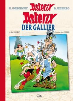 Asterix (Hardcover) Asterix der Gallier (Luxusedition)