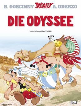Asterix (Hardcover) 26: Die Odyssee
