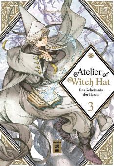 Atelier of Witch Hat – Das Geheimnis der Hexen Band 3