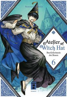 Atelier of Witch Hat – Das Geheimnis der Hexen Band 6 (Limited Edition)